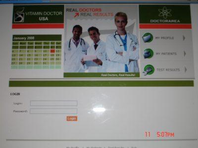 Nutrition Software/Website/Practice Management