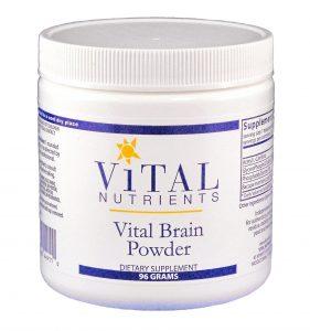 Vital Brain Powder