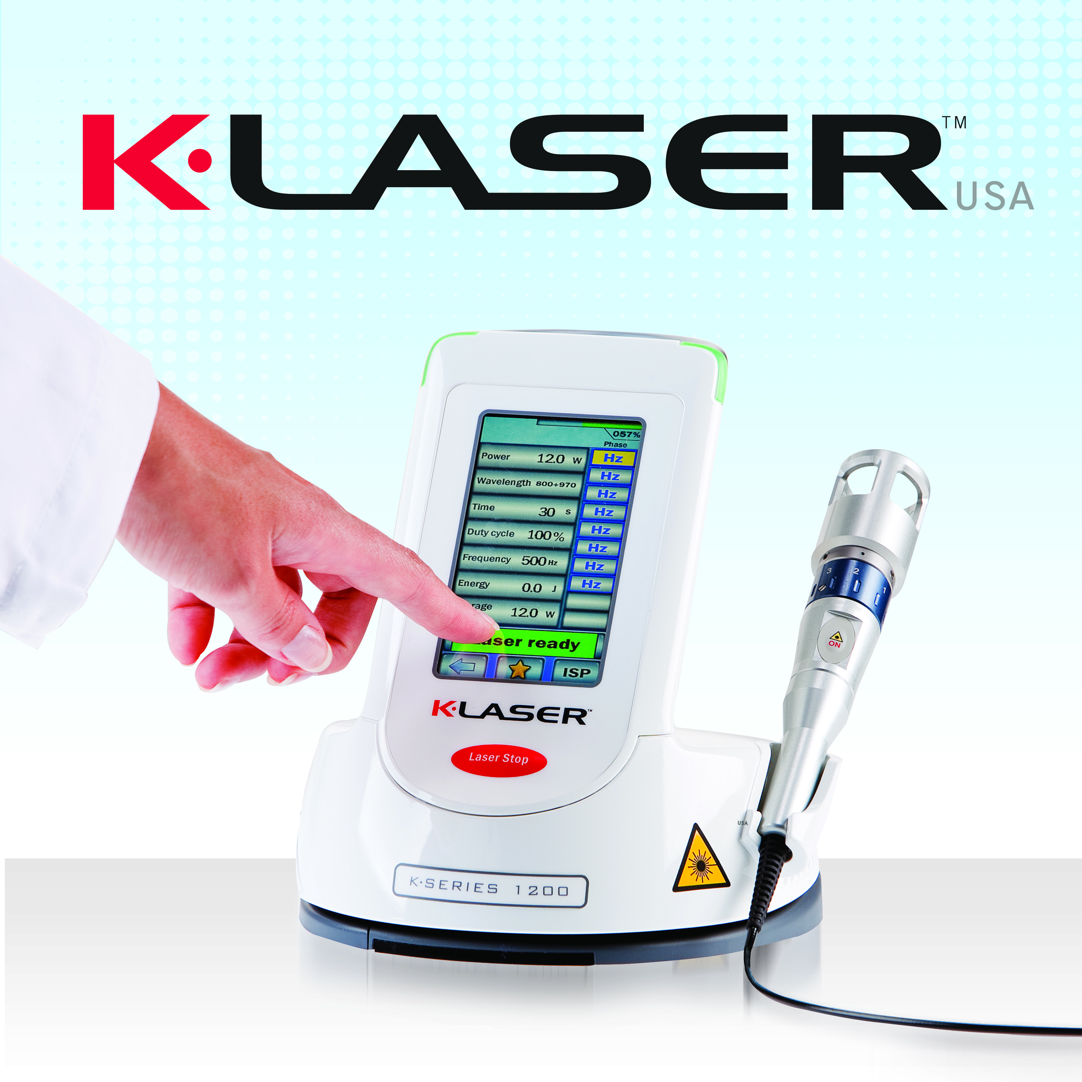 K-Laser Class IV Therapeutic Laser