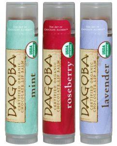 Dagoba Organic Chocolate Balms