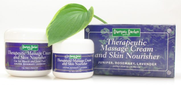 Therapeutic Massage Cream