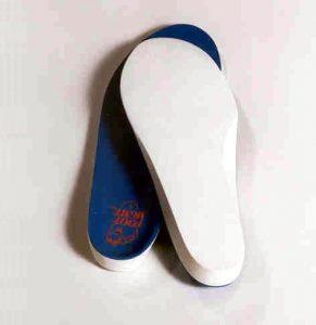 Ortho-Arch custom foot orthotics