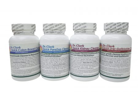 Dr. Clark Quick Cleanses