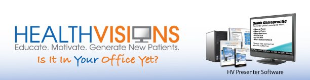 Health Visions Presenter Software