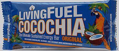 LivingFuel CocoChia Bars