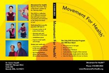 Movement for Health DVD