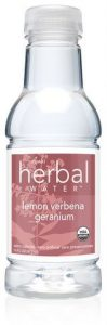 Ayala's Herbal Water - Lemon Verbena Geranium