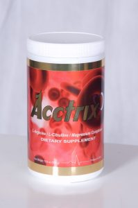 Acctrix Cardiovascular Dietary Supplement