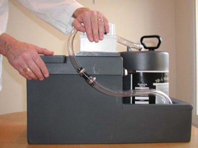 X-ray Fixer Silver Recovery Machine