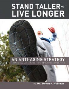 Stand Taller ~ Live Longer