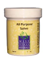 All Purpose Salve Topical Application