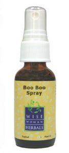 Boo Boo Spray Topical Application