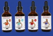 Homeopathic HCG Diet Drops