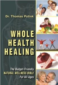 Whole Health Healing book