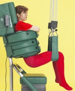 Protec Low Back Pain Therapeutic Equipment