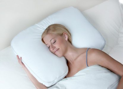 Side Solution Pillow
