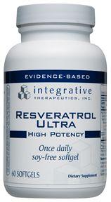 Resveratrol Ultra High Potency