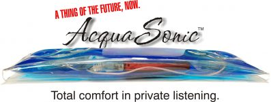 Pillowsonic and Acqua-Sonic