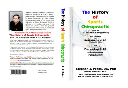 """The History of Sports Chiropractic"""