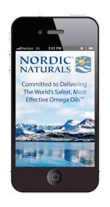 Omega-3 Mobile App