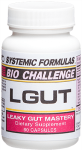 LGUT leaky Gut Mastery