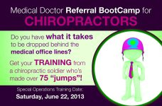 MD Referral Boot Camp Online Seminar