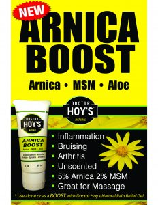 Natural Arnica Boost