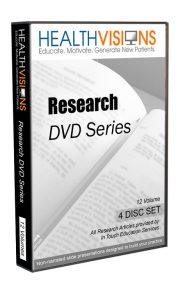 12 Volume Research DVD Series