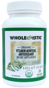 Vitamin-Mineral-Antioxidant