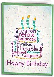 SmartPractice Birthday Cards