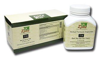 T14 Pinellia Formula to Drain the Epigastrium (Ban Xia Xie Xin Tang)