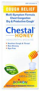 Chestal Cough Honey