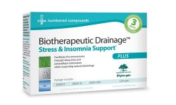 Biotherapeutic Drainage Stress & Insomnia Support*