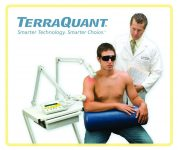 TerraQuant with LaserStim Emitter