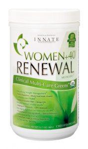 Women 40 Renewal Greens
