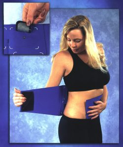 Ultrastim Conductive Back Garment