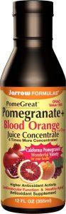 Pomegranate   Blood Orange