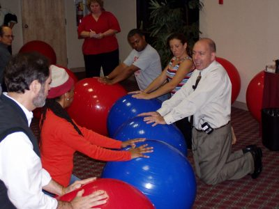 ON-SITE REHAB TRAINING FROM BODYZONE