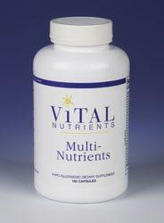 Multi-Nutrients No Iron or Iodine