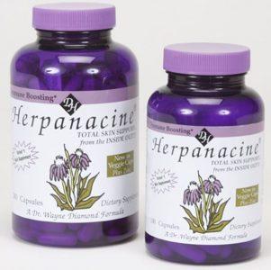 Herpanacine