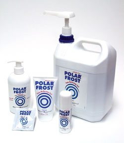 Polar Frost Cold Gel from Finland