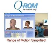 Q-ROM Spinal Range of Motion Station
