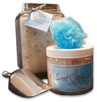 Sweet Communion Dead Sea Salts