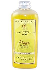 Prayer Massage Oil