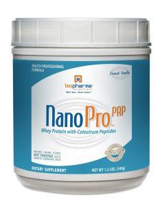 NanoProPRP: Whey Protein & Colostrum Peptides