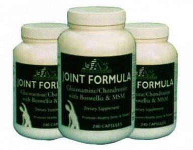 UAS Joint Formula