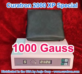 Curatron 2000 XPSE (XP PEMF Special Edition)