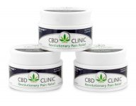 CBD CLINIC Level 5 ProSport Extreme Relief Ointment