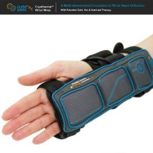 Climaware Carpal Tunnel Brace: Automatic Contrast Therapy