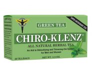 Chiro-Klenz with Green Tea